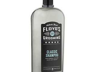 Floyd s 99 Classic Shampoo   All Hair Types   Moisturizing   33 oz