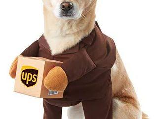California Costumes UPS Dog Costume X Small