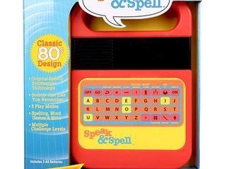 Speak   Spell Electronic Game