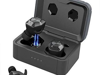 Bluetooth 5 0 Wireless Earbuds  Kayinuo T15 TWS Wireless Earbud Headphones in Ear Earphones with Charging Case Built in Mic Headset Premium Sound with Deep Bass  True Wireless Earbuds for iOS Android