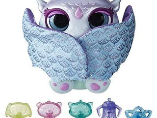 furReal Moodwings Snow Dragon Interactive Pet Toy  50  Sounds   Reactions  Ages 4 and Up  Amazon Exclusive