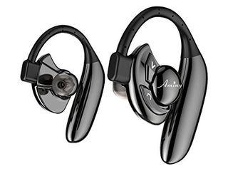 AMINY U Two Earbuds Wireless Headphones with Microphone True Wireless Earbuds Waterproof IPX6 Earbuds Wireless Headsets Noise Cancelling Wireless Headsets