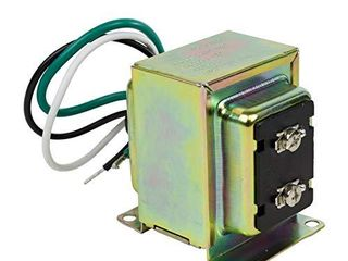 Newhouse Hardware 30TR Doorbell Transformer  16v 30va  Compatible with Ring Pro  Ul Certified