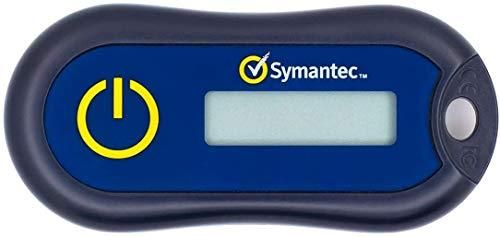 Symantec VIP Hardware Authenticator OTP One Time Password Display Token   Two Factor Authentication   Time Based TOTP   Key Chain Size