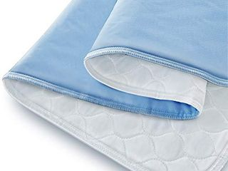 Heavy Absorbency Bed Pads  Washable and Reusable Incontinence Underpads  34 X52   1 Pack  Waterproof Sheet and Mattress Protectors