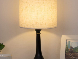 ITEM NO HT TH85 02X2 SET OF DECORATIVE TABlE OR DESK lAMPS