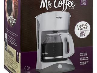 Sunbeam Rival SK12 NP 12 Cup Coffeemaker  White