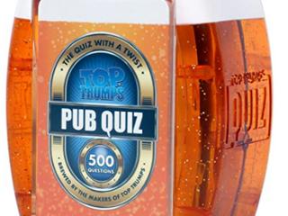 Top Trumps Pub Quiz 500 Questions