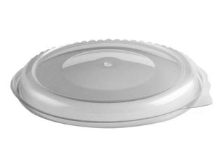 Anchor Packaging MicroRaves Incredi Bowl lid  Clear  250 Carton  ANZ4335802
