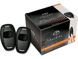 Avital 4115l Avistart Remote Start with two 1 button Controls