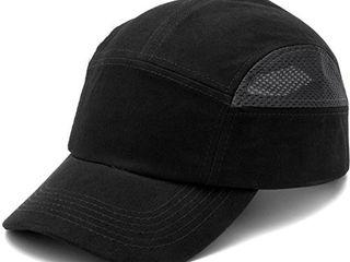 Pyramex Safety HP50011 HP500 Baseball Bump Cap  Black   Gray