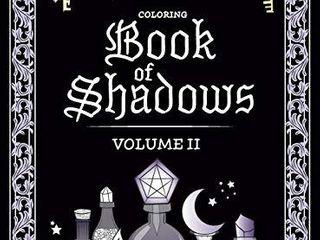 Coloring Book of Shadows  Volume II