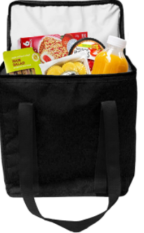 HOTOR THERAl BAG WITH OPENING