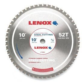 lENOX 10 in Continuous Circular Saw Blade