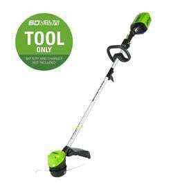 Greenworks Pro 60 volt 16 in Straight Brushless Cordless String Trimmer no charger or battery