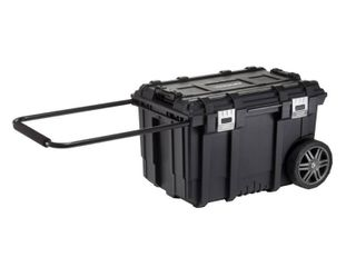 Husky 26 in  Connect Rolling Tool Box Black