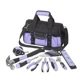 18 Piece Household Tool Set with Soft Case