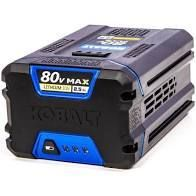 kobalt 80v max charger and battery