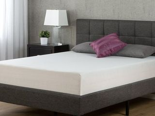 Sleep Master 10  Green Tea Memory Foam Mattress with 2  Aircool Foam   Queen