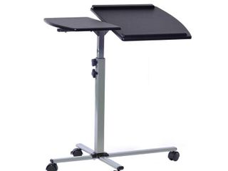Cart  Techni Mobili Mobile laptop Cart Steel   Graphite Black