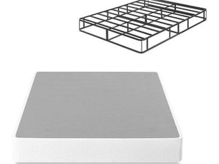ZINUS 9 Inch Smart Metal Box Spring   Mattress Foundation   Strong Metal Frame   Easy Assembly  King
