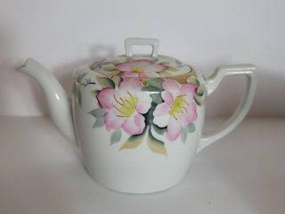 Noritake Azalea Teapot  Green label