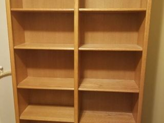 Very Solid Wooden Shelves