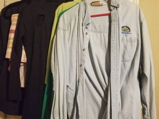 lot of Clothing  Size M Xl