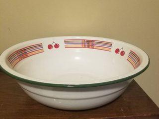 Vintage Cherry Bowl