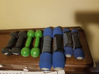 lot of Small Weights