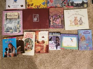 lot of Fifteen Assorted Childrens Books