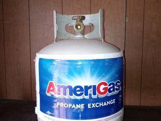 AmeriGas Propane Tank With Propane