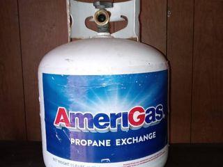 AmeriGas Propane Tank With Propane In It