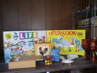 lot Of Games And Cool Miscellaneous