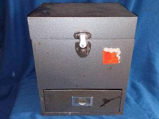 Metal File Box