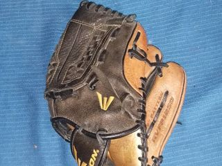 Easton RVFP1250 Brown Black leather Baseball Glove