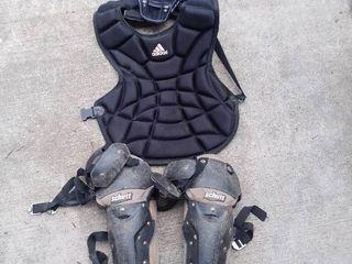 Softball Catchers Gear
