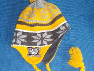MU Tigers Too Of The World Atocking Cap With Tassels