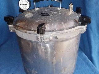 All American Cast Aluminum Pressure Cooker