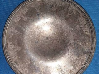 Wallace Sterling Plate 2960 9