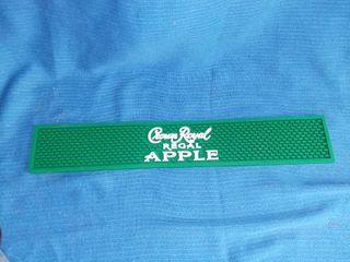 Crown Royal Regal Apple Bar Mat