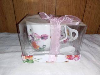 Cute Coffee Mug Gift Set