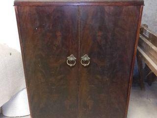 Antique TV Cabinet DIY Project