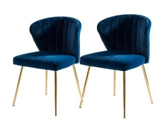 Milia Dining Chairs SET OF 2