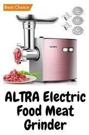 Altra Meat Grinder