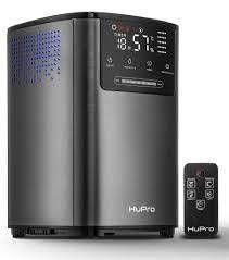 HuPro Ultrasonic Warm   Cool Mist Humidifier