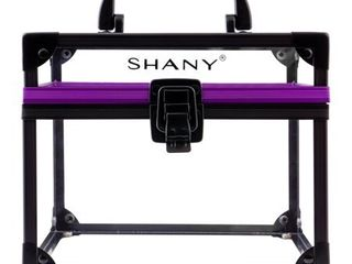 SHANY Clear Cosmetics  amp  Toiletry Train Case