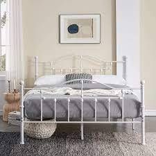 Victorian Style Bed Frame Queen Size