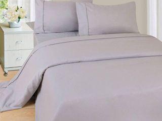 lavish Home 1200TC Sheet Set Full Size