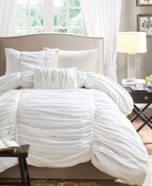 Home Essence Pacifica Duvet Cover Set Full Queen Size